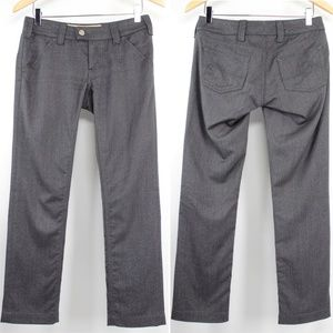 Jacob Cohen Grey Italy 28 Wool Straight Leg Jeans